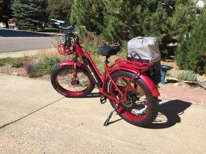 FattE Bike Londonderry model